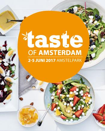 Bettine op Taste of Amsterdam 2017