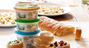 goat's cheese spread