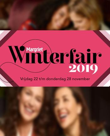 Bettinehoeve debuteert op de Margriet Winterfair