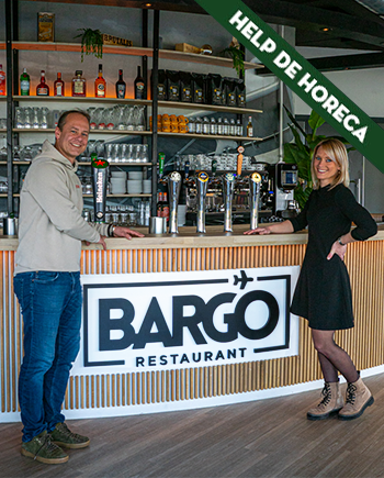 Interview met Marylene en Ivan van restaurant Bargo